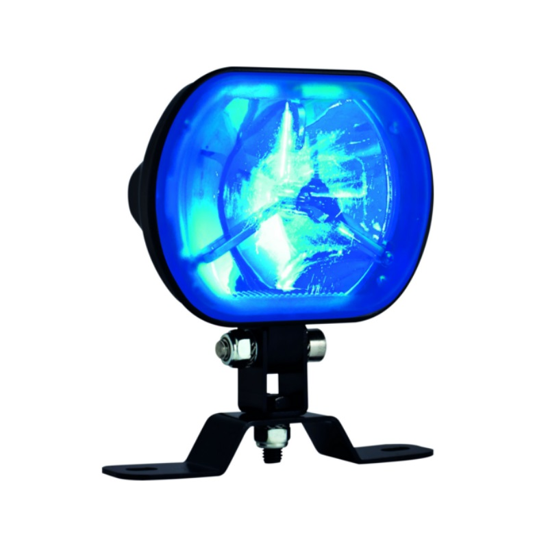 FORKLIFT LED LAMP<br>BLUE LIGHT<br>10-100 V