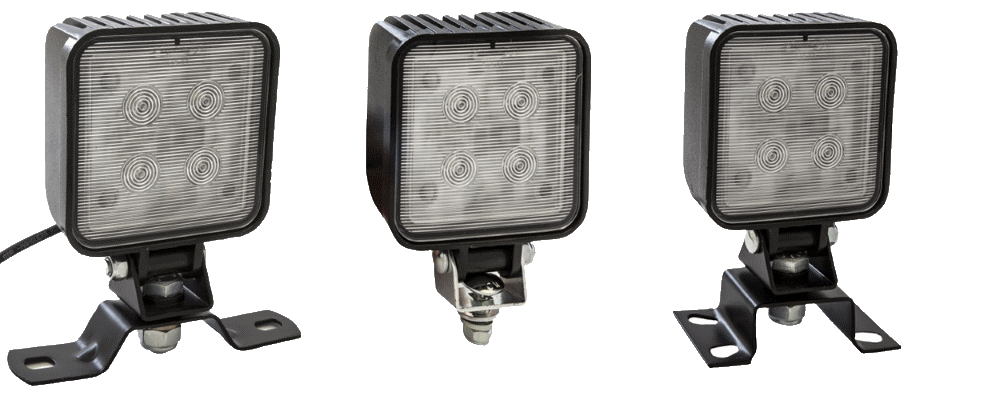 NEW COMPACT LED WORKLAMP